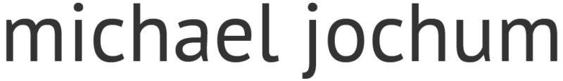 Michael Jochum Fotografie Logo
